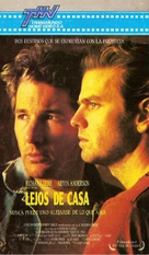 Miles from Home - Argentinian VHS cover (xs thumbnail)