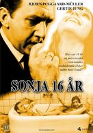 Sonja - 16 år - Danish DVD cover (xs thumbnail)