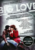 Big Love - Polish Movie Poster (xs thumbnail)
