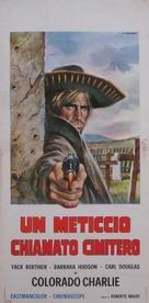 Colorado Charlie - Italian Movie Poster (xs thumbnail)