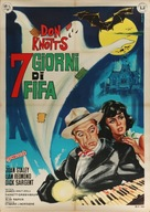 The Ghost and Mr. Chicken - Italian Movie Poster (xs thumbnail)