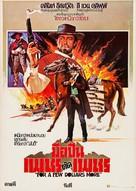 Per qualche dollaro in più - Thai Movie Poster (xs thumbnail)
