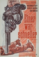 Stranger at My Door - German Movie Poster (xs thumbnail)