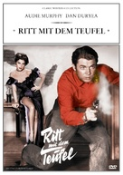 Ride Clear of Diablo - German Movie Cover (xs thumbnail)
