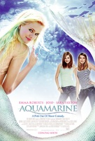 Aquamarine - Movie Poster (xs thumbnail)