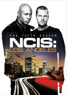 """NCIS: Los Angeles"" - DVD cover (xs thumbnail)"