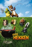 Over The Hedge - Romanian Movie Poster (xs thumbnail)