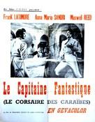 Capitan Fantasma - French Movie Poster (xs thumbnail)