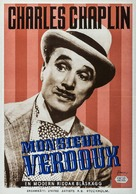 Monsieur Verdoux - Swedish Movie Poster (xs thumbnail)