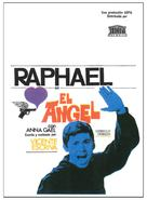 El ángel - Spanish Movie Poster (xs thumbnail)