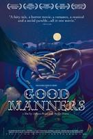 As Boas Maneiras - Movie Poster (xs thumbnail)