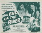 The End of the River - Movie Poster (xs thumbnail)