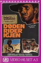Il pistolero dell'Ave Maria - Norwegian VHS movie cover (xs thumbnail)