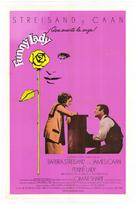 Funny Lady - Spanish Movie Poster (xs thumbnail)