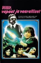 Liberi armati pericolosi - Finnish VHS movie cover (xs thumbnail)
