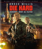 A Good Day to Die Hard - Hungarian Blu-Ray cover (xs thumbnail)