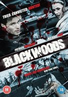 Blackwoods - British DVD movie cover (xs thumbnail)