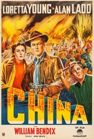 China - Argentinian Movie Poster (xs thumbnail)