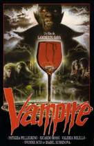 Dinner with a vampire - French Movie Poster (xs thumbnail)