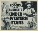 Under Western Stars - Re-release poster (xs thumbnail)