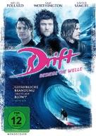 Drift - German DVD movie cover (xs thumbnail)