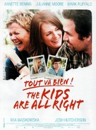 The Kids Are All Right - French Movie Poster (xs thumbnail)