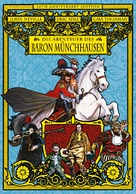 The Adventures of Baron Munchausen - German DVD cover (xs thumbnail)