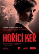 """Horící ker"" - Czech Movie Poster (xs thumbnail)"
