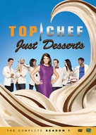 """""""Top Chef: Just Desserts"""" - DVD movie cover (xs thumbnail)"""
