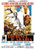 Lawrence of Arabia - Italian Movie Poster (xs thumbnail)