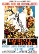 Lawrence of Arabia - Italian Movie Poster (xs thumbnail)