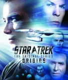 """Star Trek"" - Blu-Ray cover (xs thumbnail)"