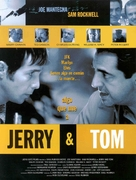 Jerry and Tom - Spanish Movie Poster (xs thumbnail)