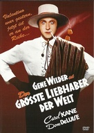 The World's Greatest Lover - German DVD movie cover (xs thumbnail)