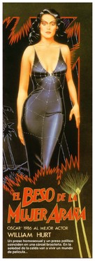 Kiss of the Spider Woman - Spanish Movie Poster (xs thumbnail)