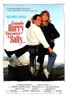 When Harry Met Sally... - Spanish Movie Poster (xs thumbnail)