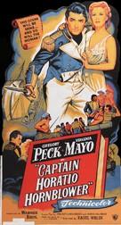 Captain Horatio Hornblower R.N. - Movie Poster (xs thumbnail)