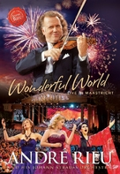 André Rieu's 2016 Maastricht Concert - Australian DVD movie cover (xs thumbnail)