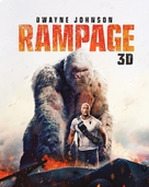 Rampage - Japanese Movie Cover (xs thumbnail)
