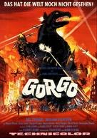 Gorgo - German Movie Poster (xs thumbnail)