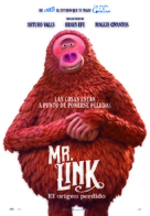Missing Link - Spanish Movie Poster (xs thumbnail)