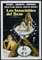 China Sisters - Spanish Movie Poster (xs thumbnail)