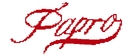 """""""Fargo"""" - Russian Logo (xs thumbnail)"""