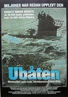Das Boot - Swedish Movie Poster (xs thumbnail)