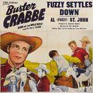 Fuzzy Settles Down - Movie Poster (xs thumbnail)