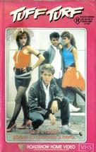 Tuff Turf - Australian VHS movie cover (xs thumbnail)