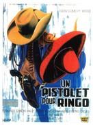 Una pistola per Ringo - French Movie Poster (xs thumbnail)