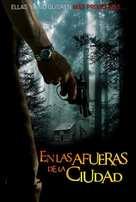 En las afueras de la ciudad - Chilean Movie Poster (xs thumbnail)