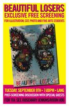 Beautiful Losers - Movie Poster (xs thumbnail)