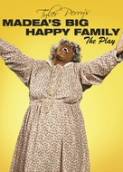 Madea's Big Happy Family - DVD cover (xs thumbnail)